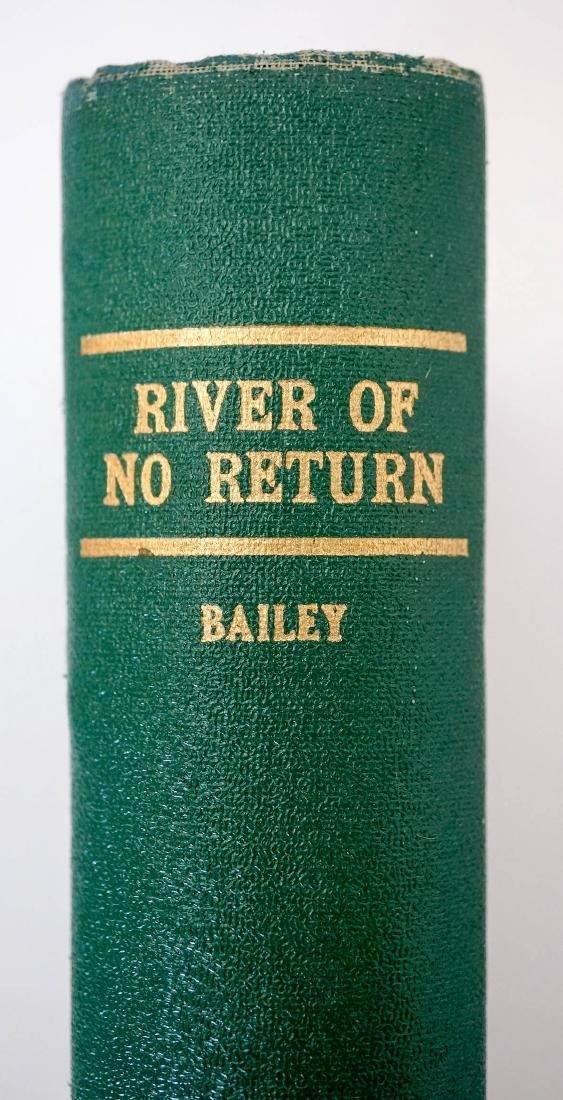 River of No Return by R.G. Bailey