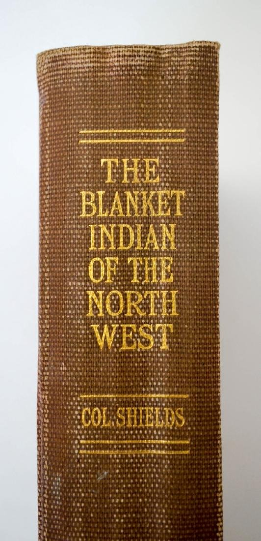 The Blanket Indian of the Northwest
