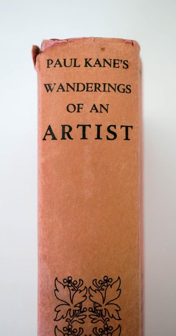 Wanderings of an Artist by Paul Kane