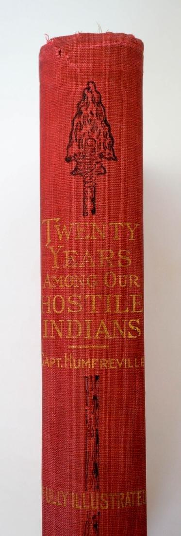 Twenty Years Among Our Hostile Indians