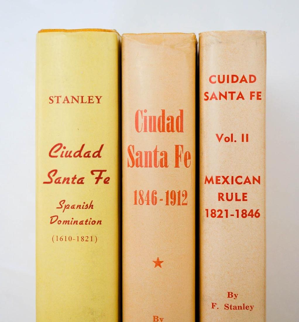 Cuidad Santa Fe by Father Stanley