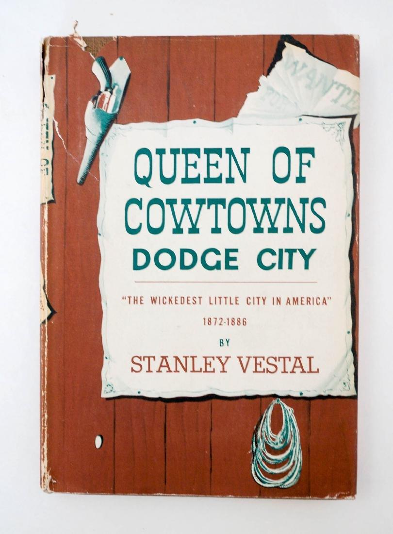 Queen of Cowtowns Dodge City