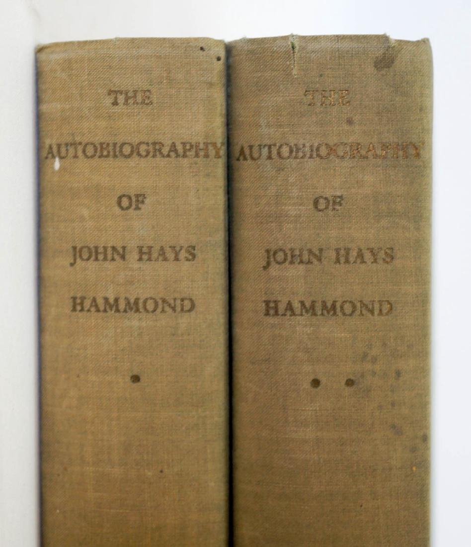 The Autobiography of John Hayes Hammond
