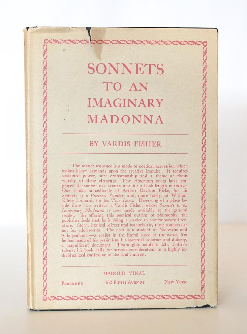 Sonnets To An Imaginary Madonna