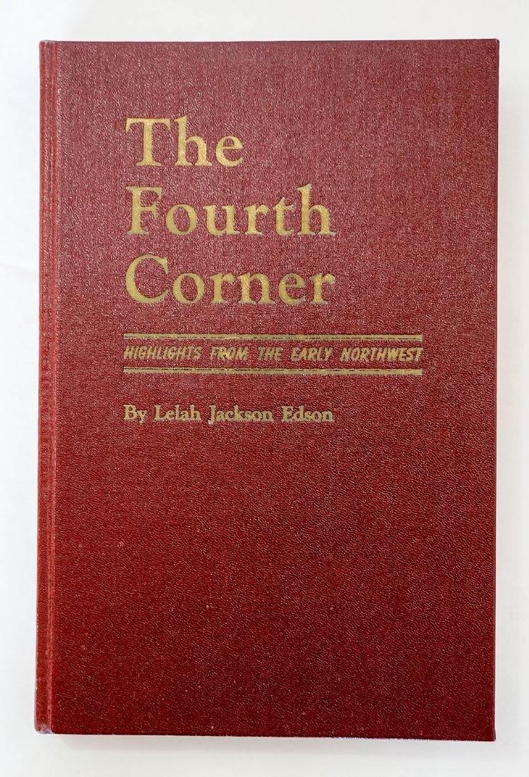 The Fourth Corner by Lelah Jackson Edson