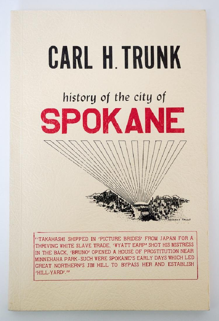 History of the City of Spokane
