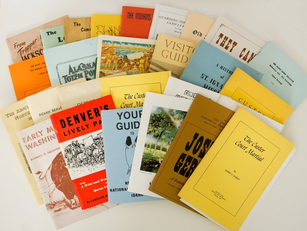 Group of Twenty Nine Inland NW Booklets & Ephemera