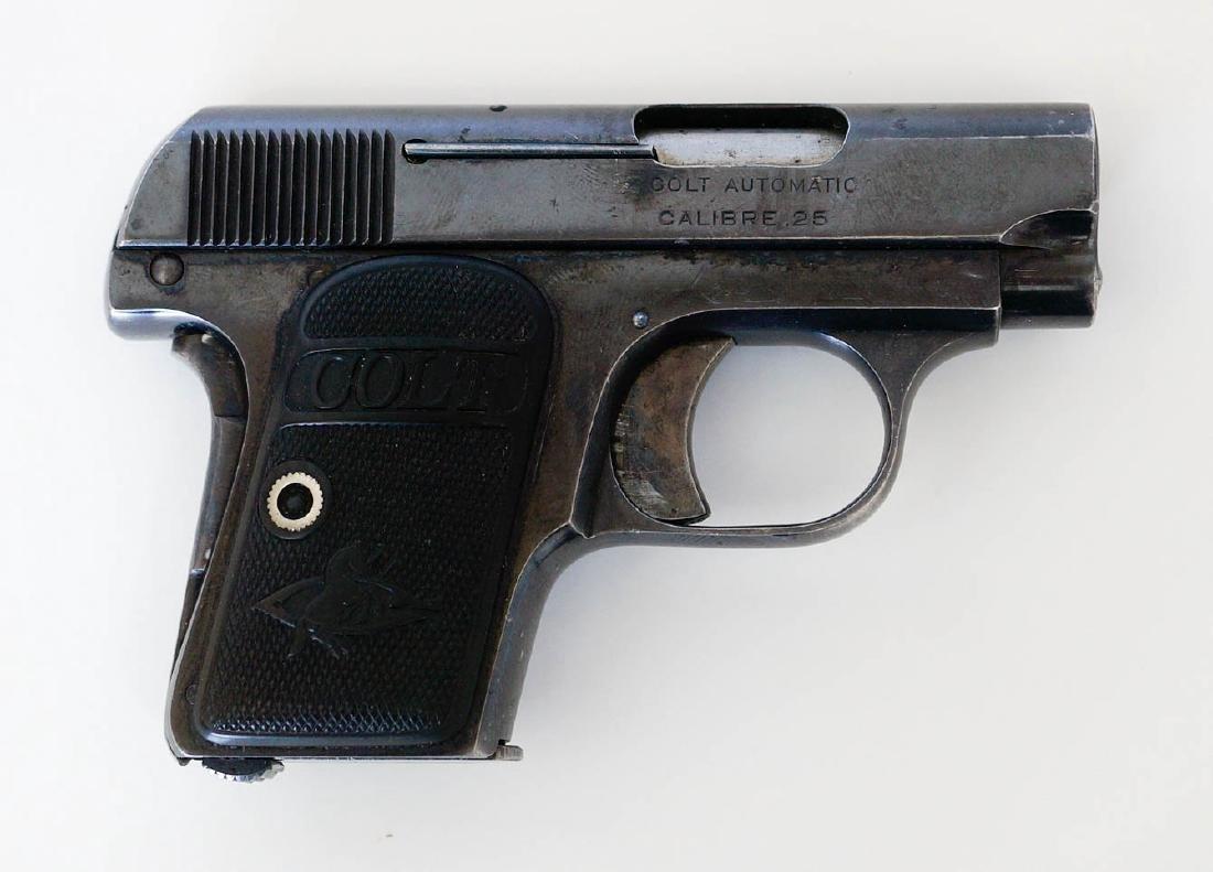 Colt 1903 Pocket Pistol .25