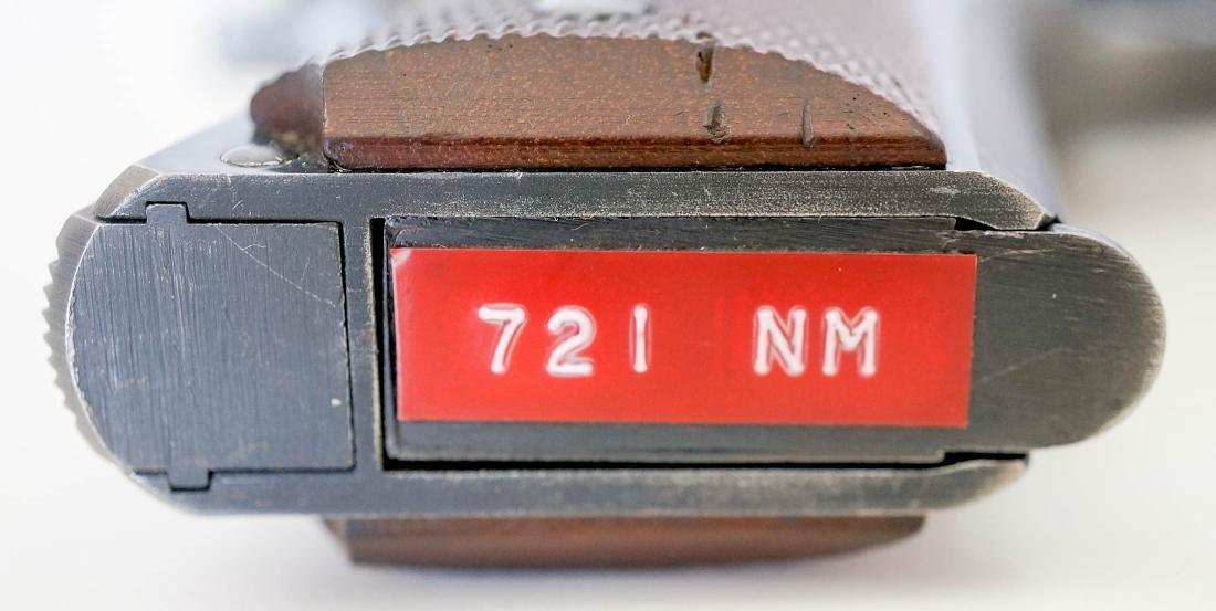 Colt 1911 .45 National Match Pistol - 6