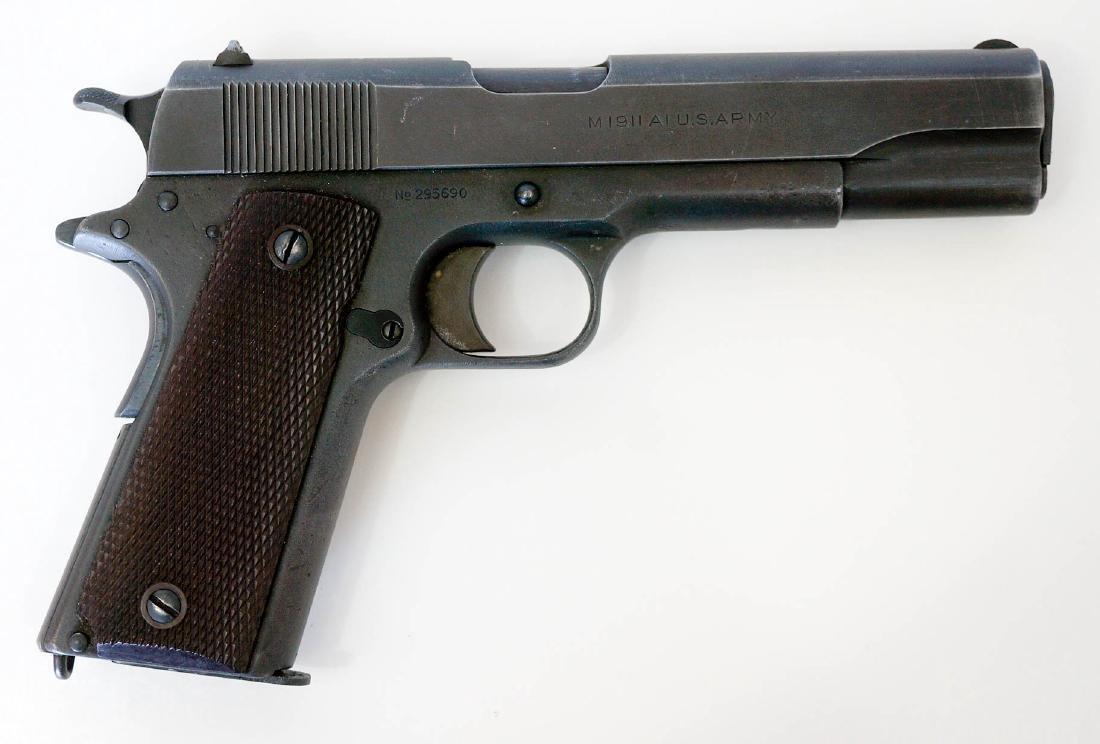 Colt .45 M1911 U.S. Army Pistol