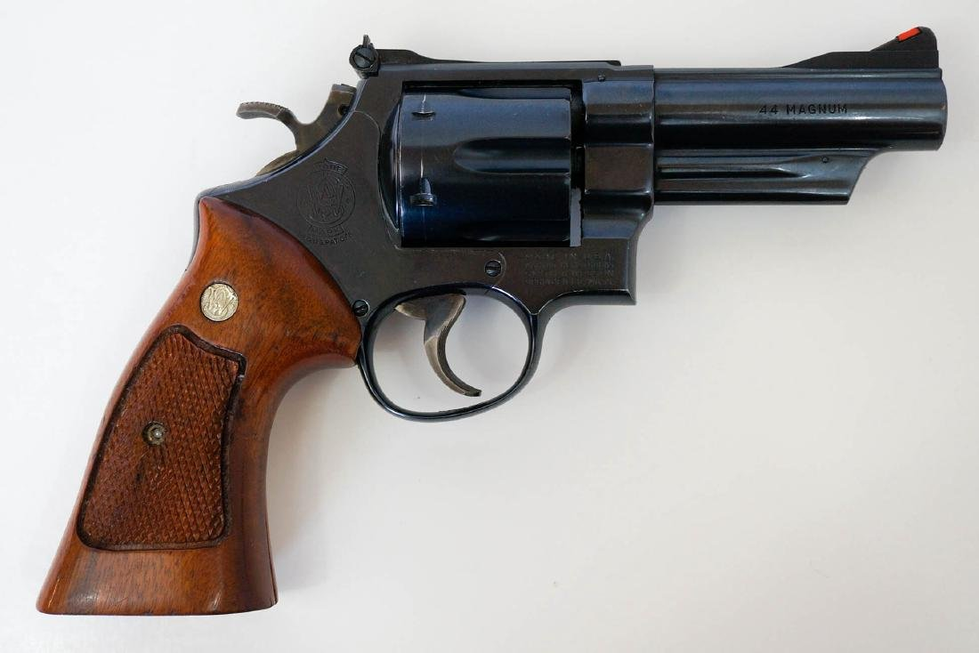 Smith & Wesson 29-2 .44 Magnum