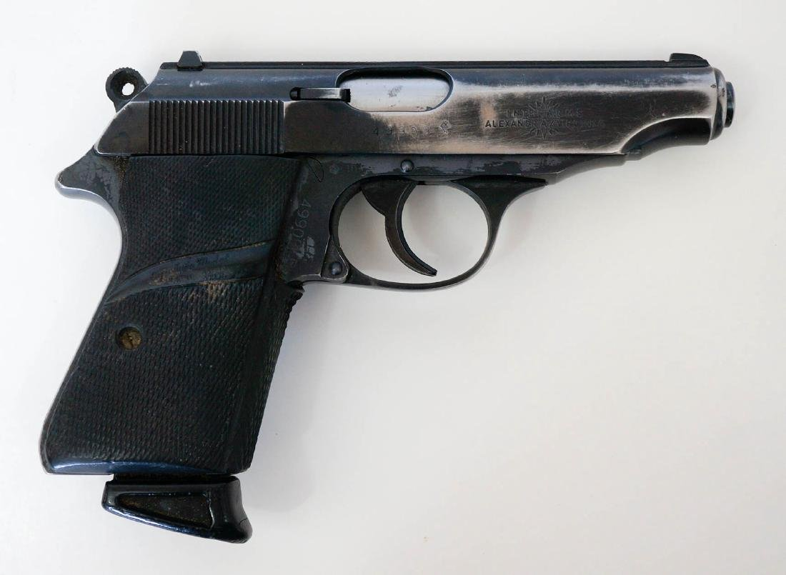 Walther Model PP .22 Lr.