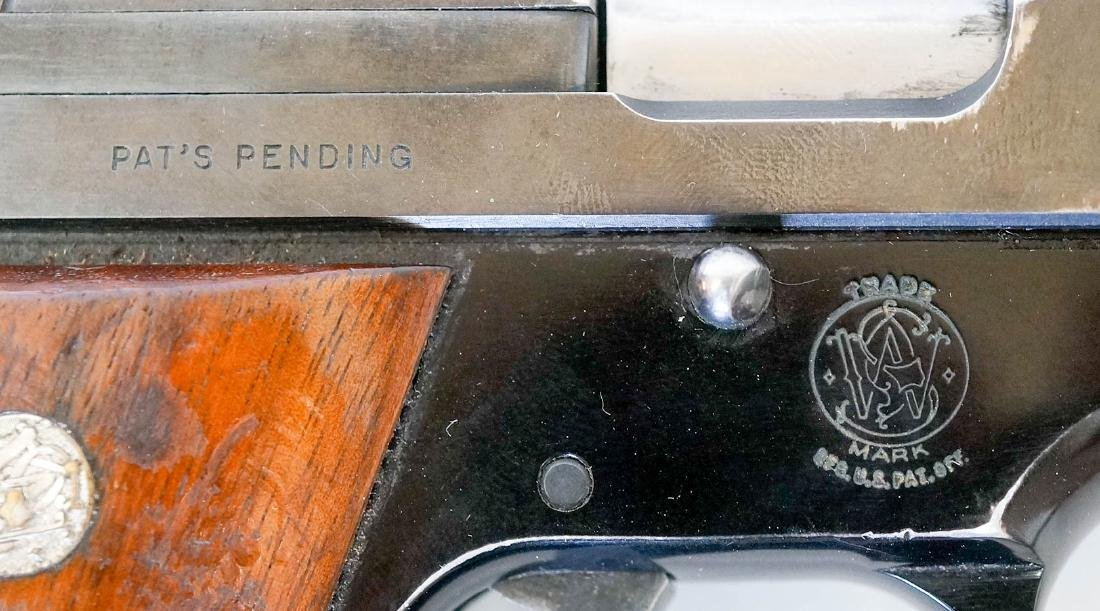 Smith & Wesson Model 39 Pistol - 4
