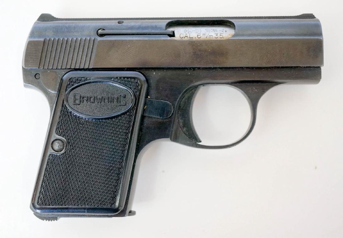 Baby Browning FN .25 ACP Pistol
