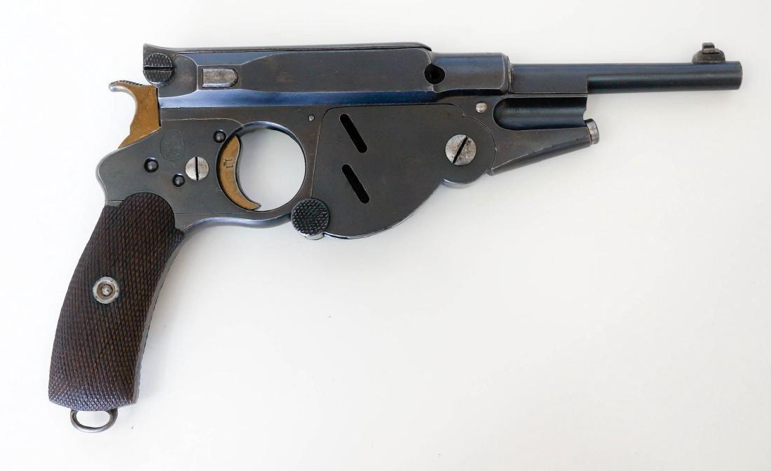 Bergmann Model 1896 Pistol