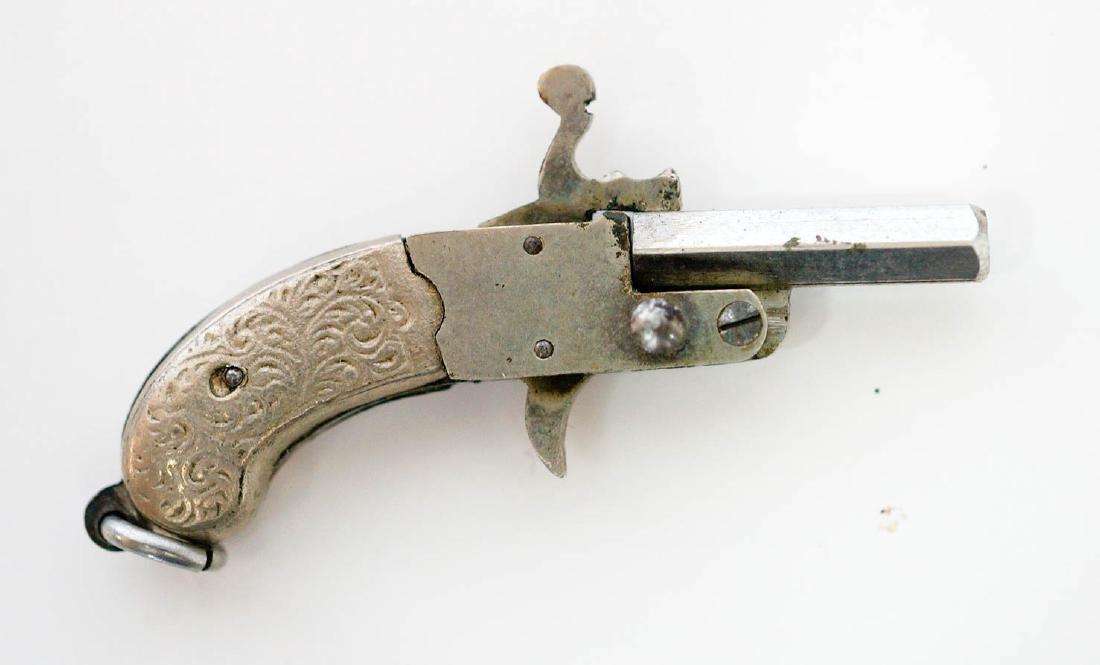 Miniature Pin Fire Pistol
