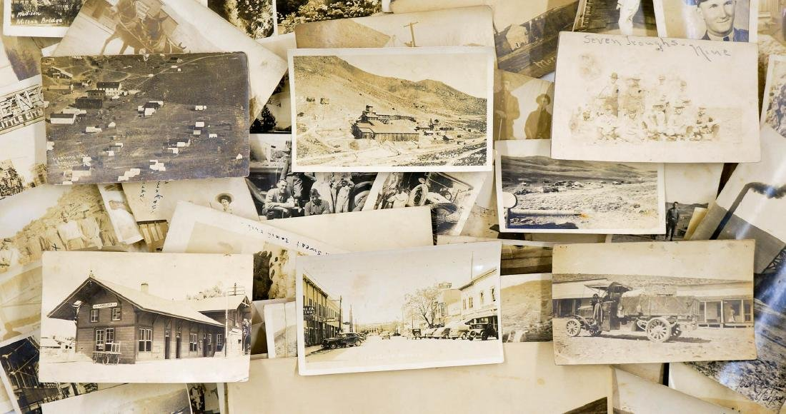 Early 1900's RPPC's Nevada, Arizona Mining Camps - 3