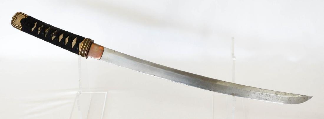 A Japanese Sword [Chisa Katana] - 2