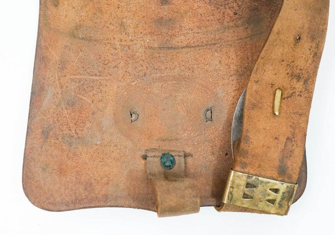 Civil War Cartridge Box - 3