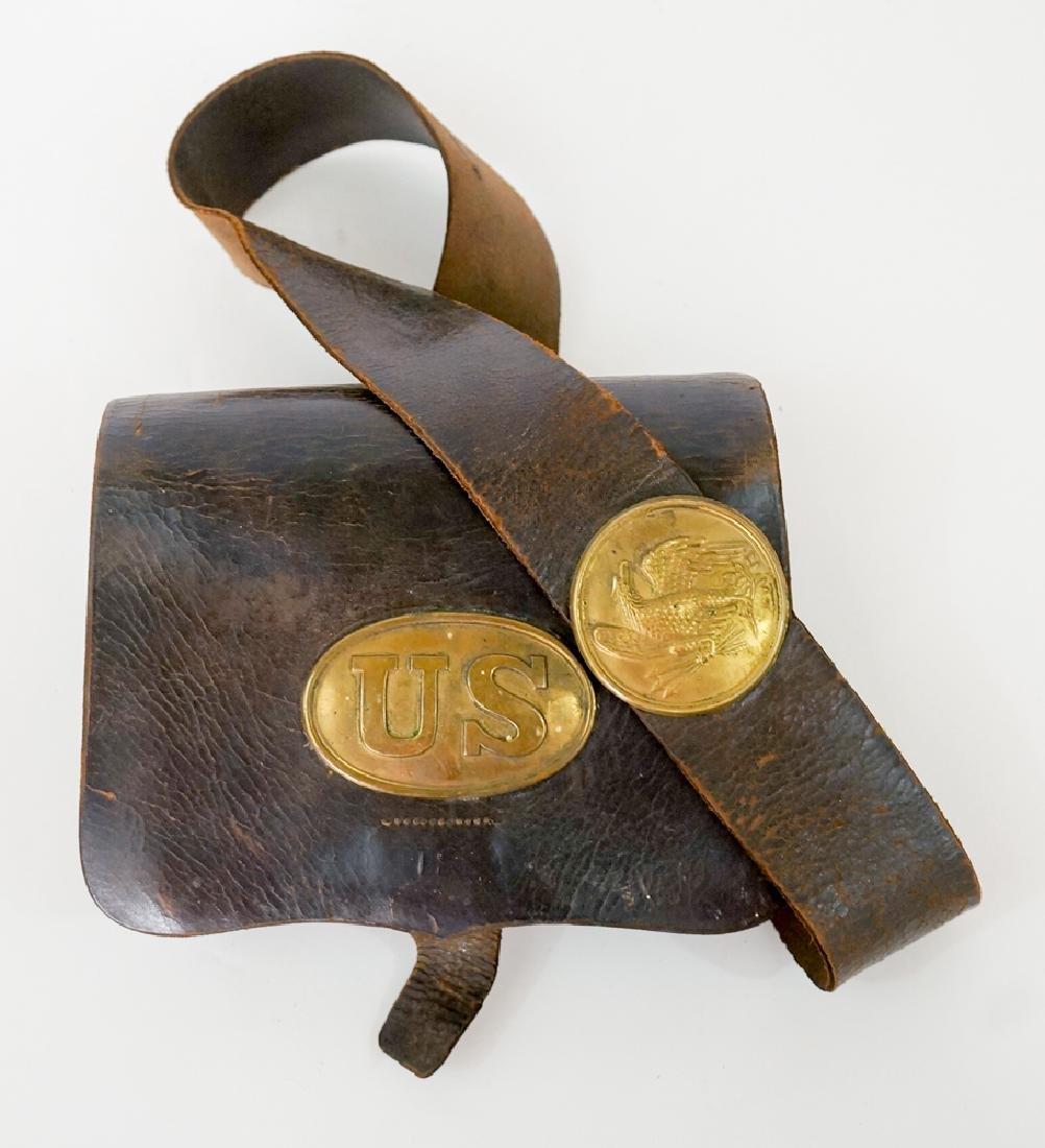 Civil War Cartridge Box