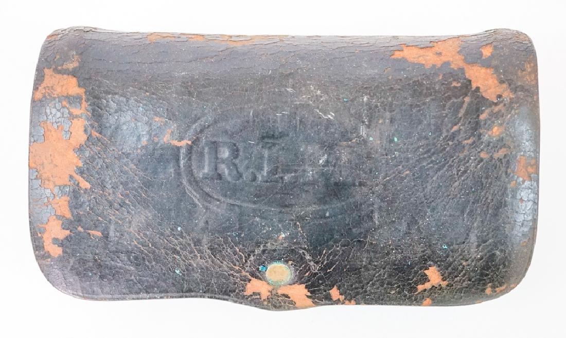 Rhode Island Militia Cartridge Box