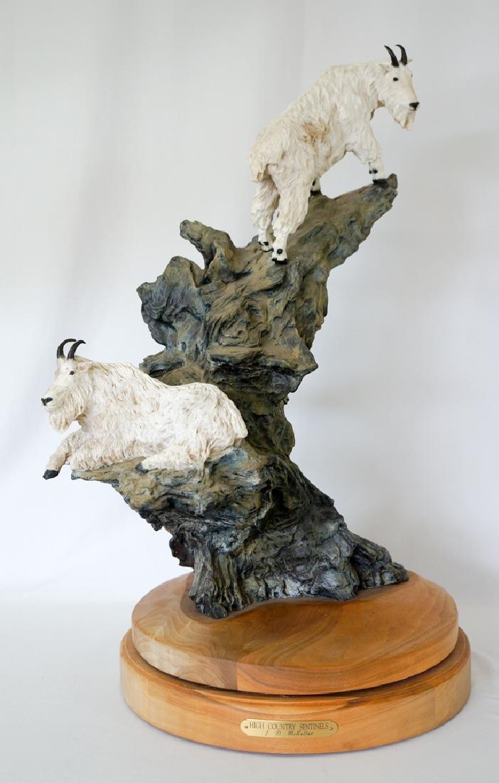 Jerry D. McKellar (Washington, born 1944) Bronze