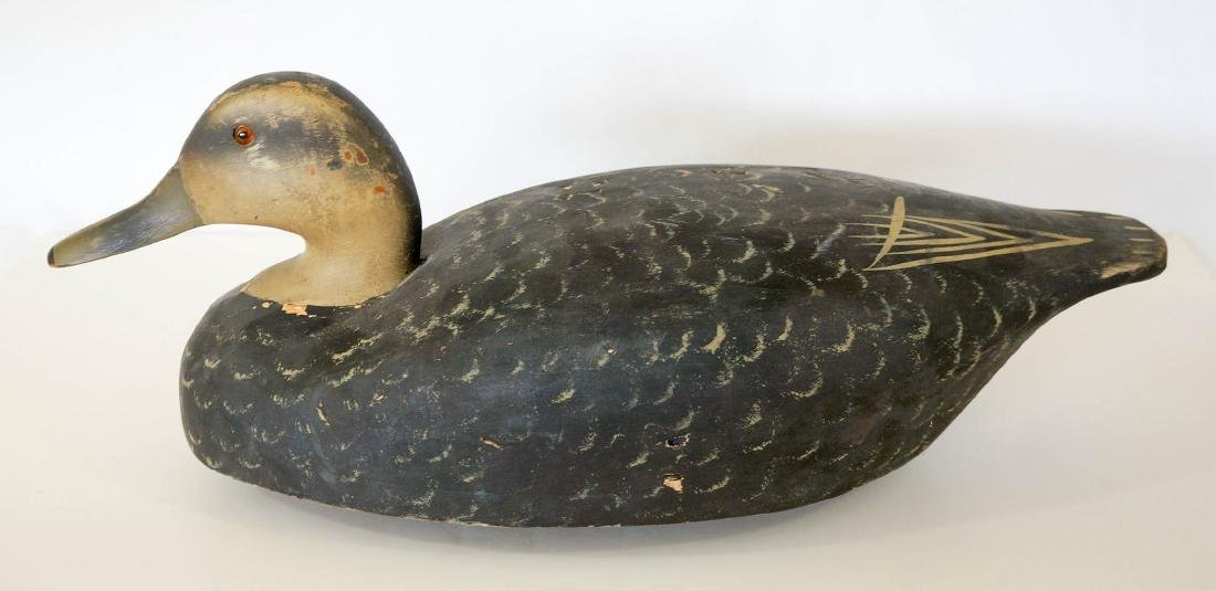 Wildfowler Black Duck Decoy Point Pleasant - 2