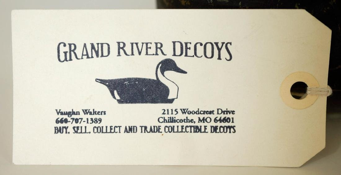 Wildfowler Black Duck Decoy Point Pleasant - 3