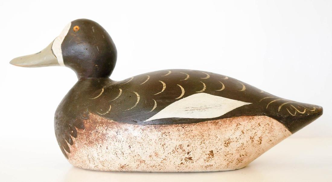 Old Wooden Duck Decoy