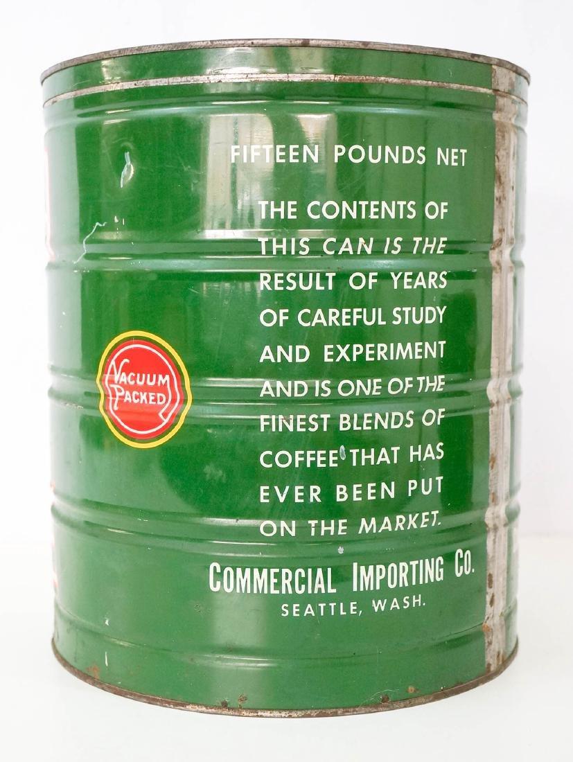Royal Corona Large Coffee Tin - 3