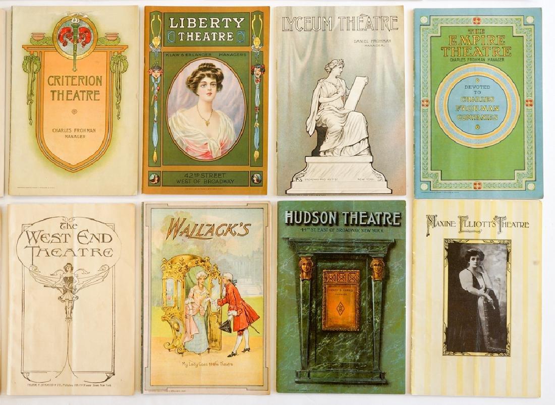 Antique Theater Programs, New York - 3