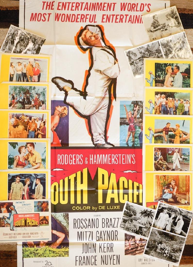 South Pacific Movie Memorabilia