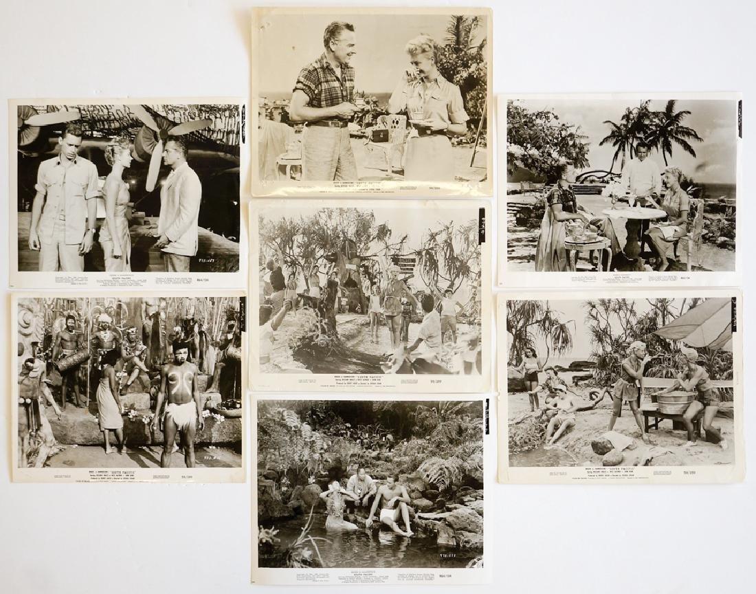 South Pacific Movie Memorabilia - 2