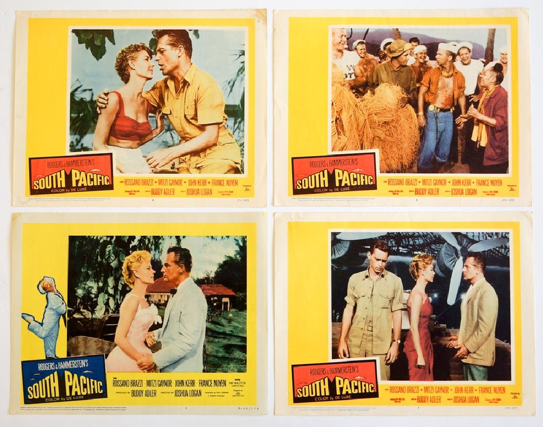 South Pacific Movie Memorabilia - 4