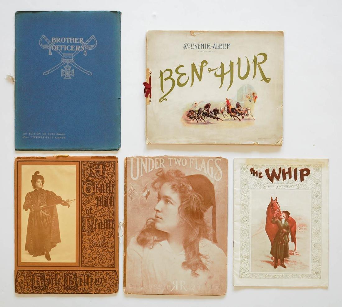 Antique Movie Programs, Ben-Hur