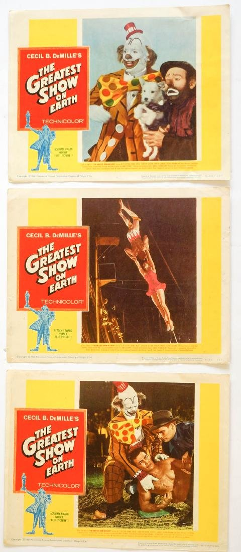 The Greatest Show on Earth Ephemera - 3
