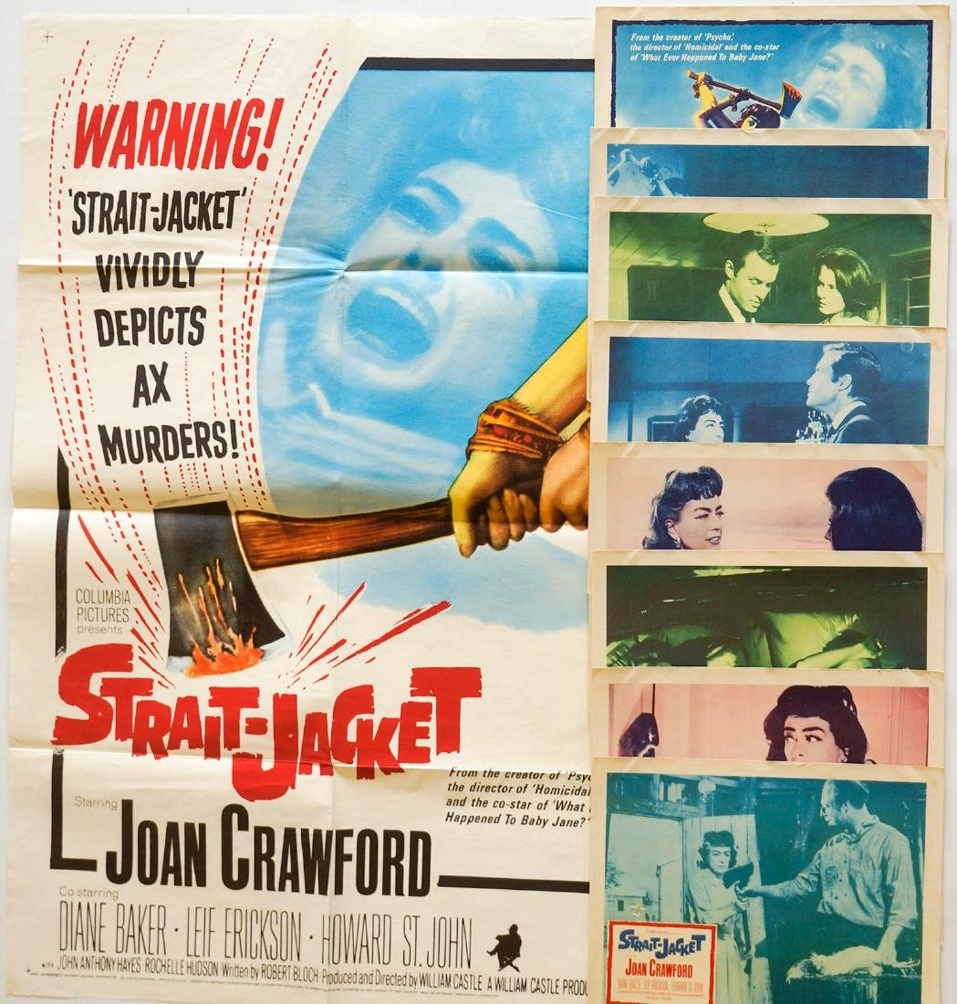 Strait-Jacket Movie Posters