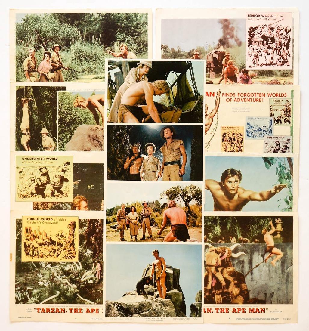 Tarzan, The Ape Man Movie Posters