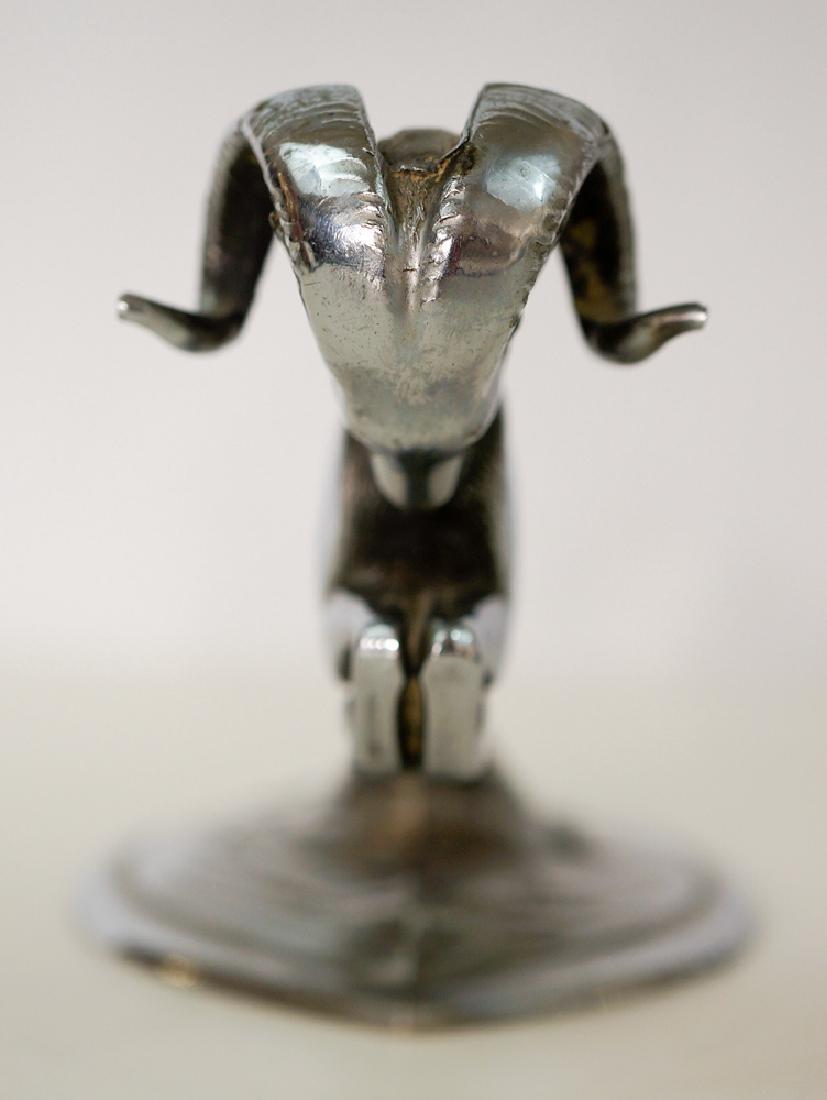Vintage 1933 Dodge Ram Hood Ornament - 3