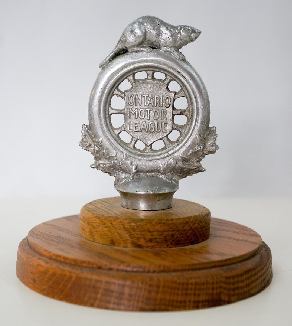 Ontario Motor League Hood Ornament - 2