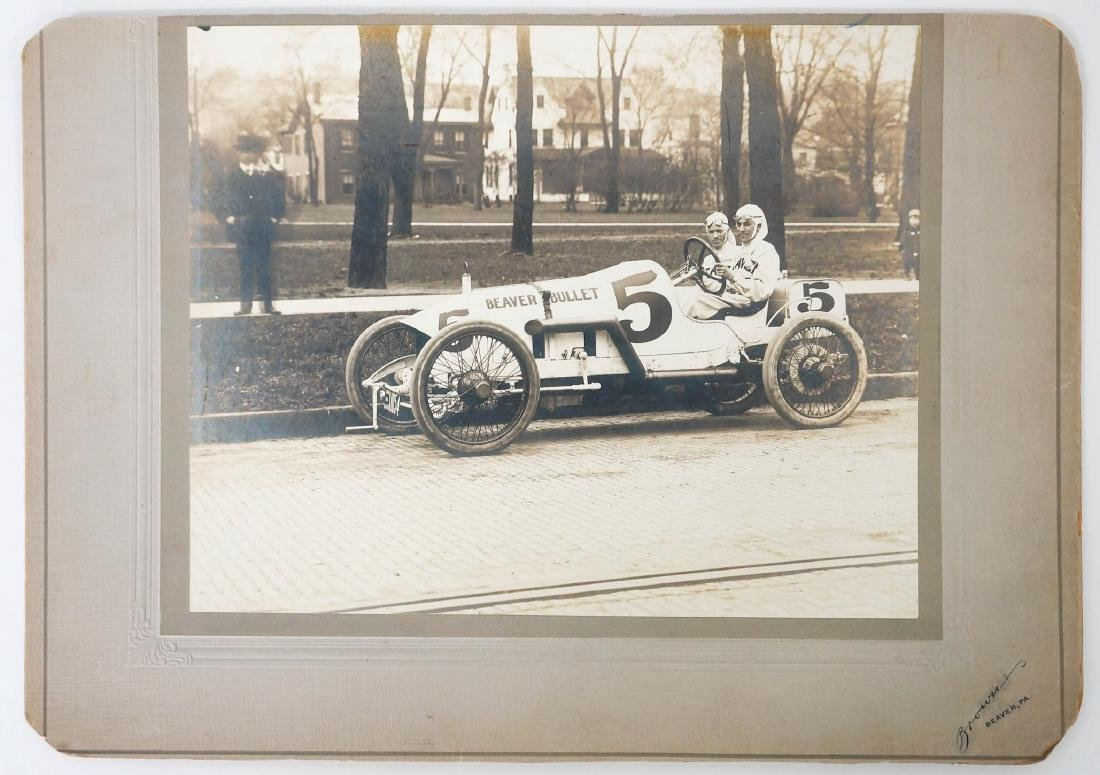 1914 Indy 500 Charles Rogers Race-Used Goggles - 4