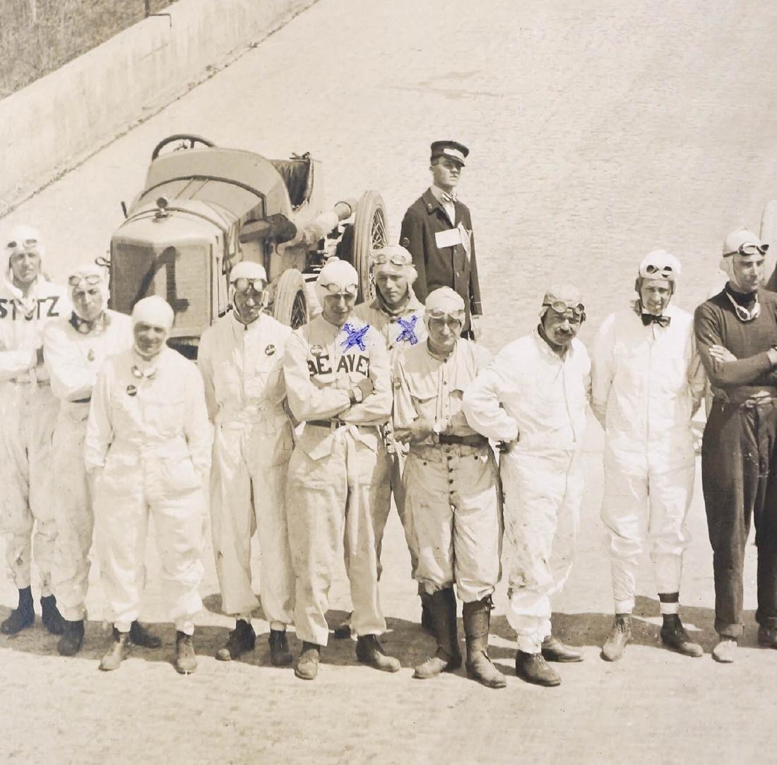 1914 Original Indy 500 Panoramic Photograph - 4