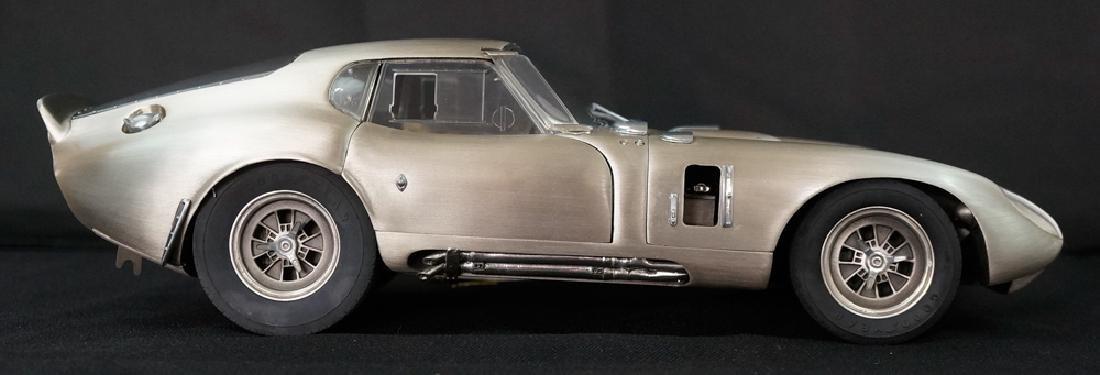 Shelby Daytona Coupe Pewter Limited Edition - 3