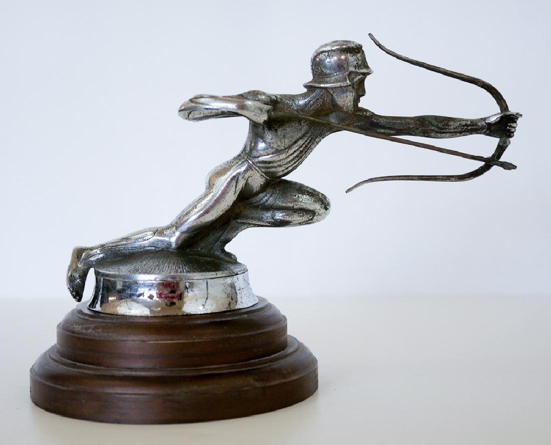 Original Pierce-Arrow Archer Hood Ornament