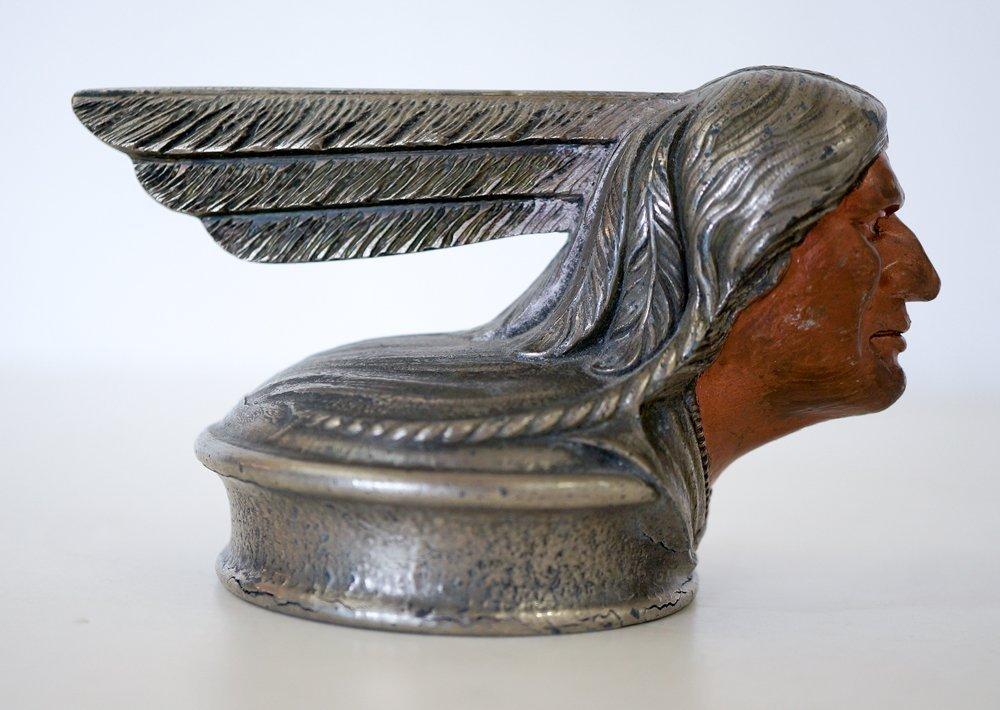 Vintage Pontiac Indian Head Radiator Cap