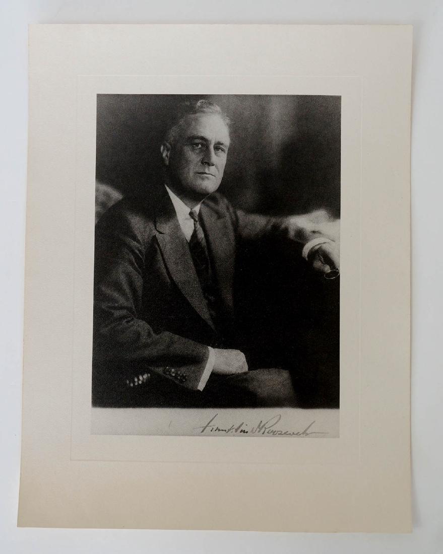 Franklin Roosevelt Photograph