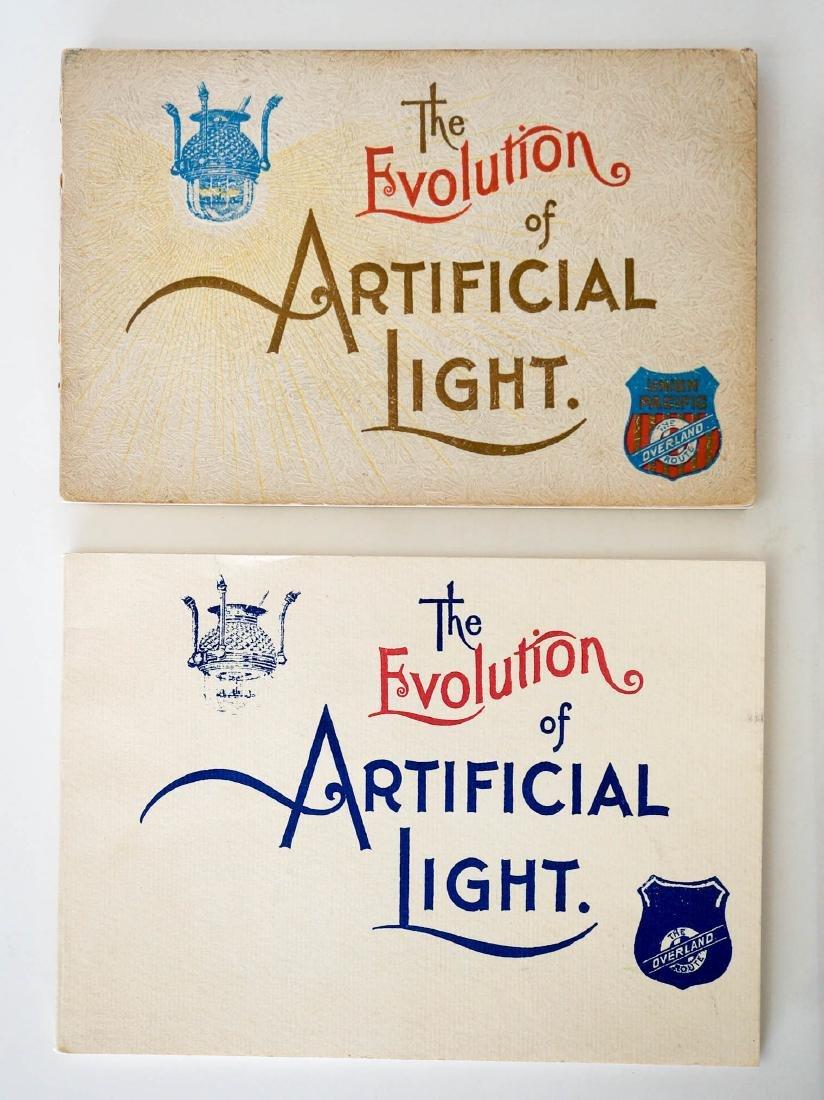 Group 1893 Union Pacific Booklet, Lionel Catalogs - 2