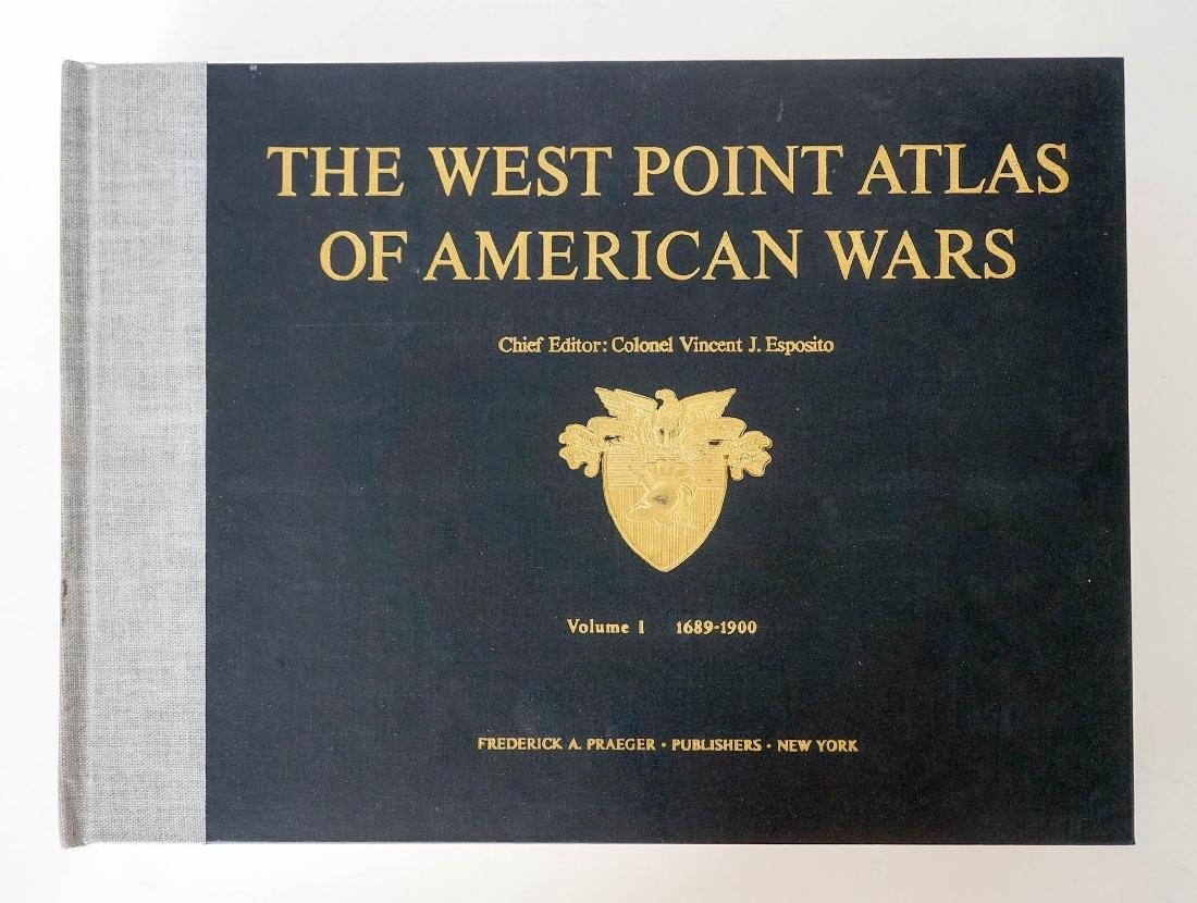 The West Point Atlas of American Wars, 1959 - 3