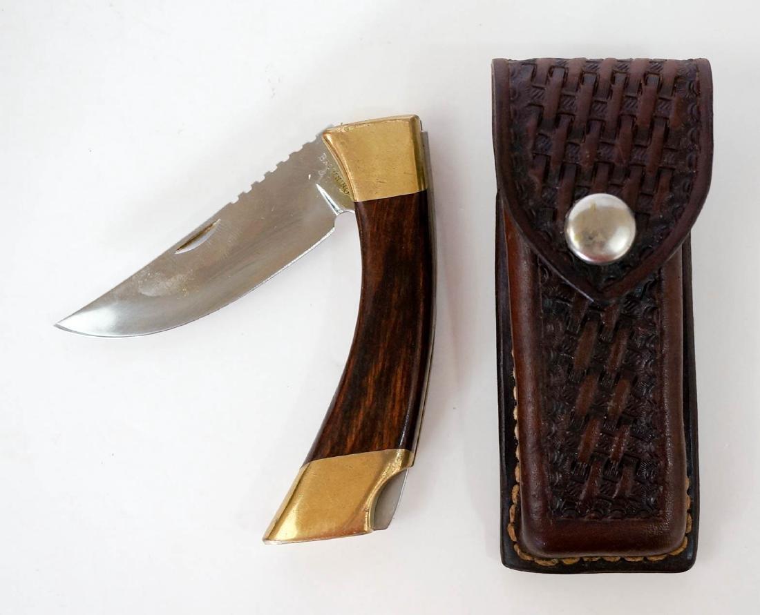 Browning Vintage Folding Knife Unused NOS