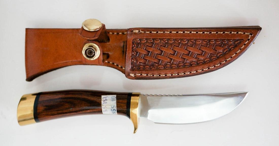 Browning Vintage Skinning Knife, Unused NOS